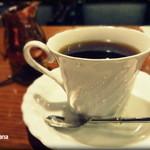 アンクル - ブレンドコーヒー450円