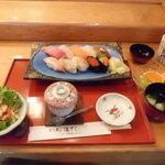 浜寿司 - 料理写真:特選にぎり