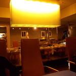 レストラン ストックホルム - おみせのなか