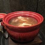 津田 - すっぽんのスープ