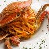 金のイタリアン - 料理写真:限定5食!渡り蟹のトマトクリームリングイネ
