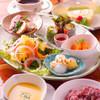 森カフェ - 料理写真:お野菜畑ランチ1050円