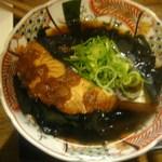 虎食堂 - サワラ梅煮 480円