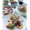 ハッピーポイント - 料理写真:大切な日や記念日に合わせて各種コースを取り揃えました