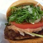 モスバーガー - 料理写真:モス野菜バーガー 330円