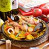 Bar de la Costa HOLA - 料理写真:HOLA特製★☆魚介のパエリア ¥1800-