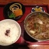 咲くら - 料理写真:ランチの肉そば定食@650円