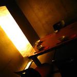 かなやまサルーン - ぜんぶ畳敷き