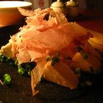 かなやまサルーン - クリームチーズの西京漬け