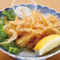 富山湾の海の幸を味わえます。