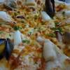 フィーヌレーブ - 料理写真:ピザ ペスカトーレ