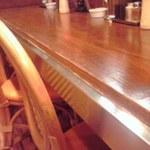 キッチン ジロー - カウンター席