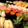 奴寿司 - 料理写真:その時々の旬なネタを最高の技術で提供。