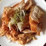 珍味源 - 料理写真:油淋鶏あっぷ