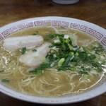 厚東川食堂 - 料理写真:九州ラーメン[\500]