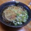 丸治屋 - 料理写真:かきあげそば(650円)_2013-11-28
