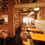 美山cafe - 店内