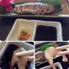 炭火焼 くしや - 料理写真:ヤマメのせごし様〜凄い綺麗な切り身♡