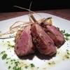 トッポリーノ - 料理写真:子羊のロースト 藁の香り