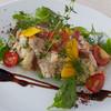 ショックオン - 料理写真:インサラータ・ルッサ