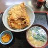 藤よし - 料理写真:穴子天丼