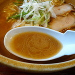 平成軒 - スープアップ