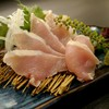 ととこや - 料理写真:榛名鶏刺身