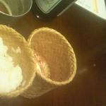 ガムランディー - [2013.12]もち米「カオニャオ」。ラープガイなどと一緒に食べると凄くいい