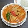 タイ国惣菜屋台料理 ゲウチャイ - 料理写真:ゲーン・ペッ・ガイ (鶏肉レッドカレー)