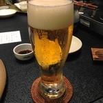 手塚ryokan - 生ビール