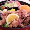 みやこお食事処 - 料理写真:からあげ定食:780円
