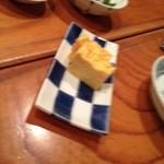 おひつ膳 田んぼ - 卵焼き