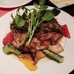 近藤亭 - 大山鶏もも肉ハーブ焼