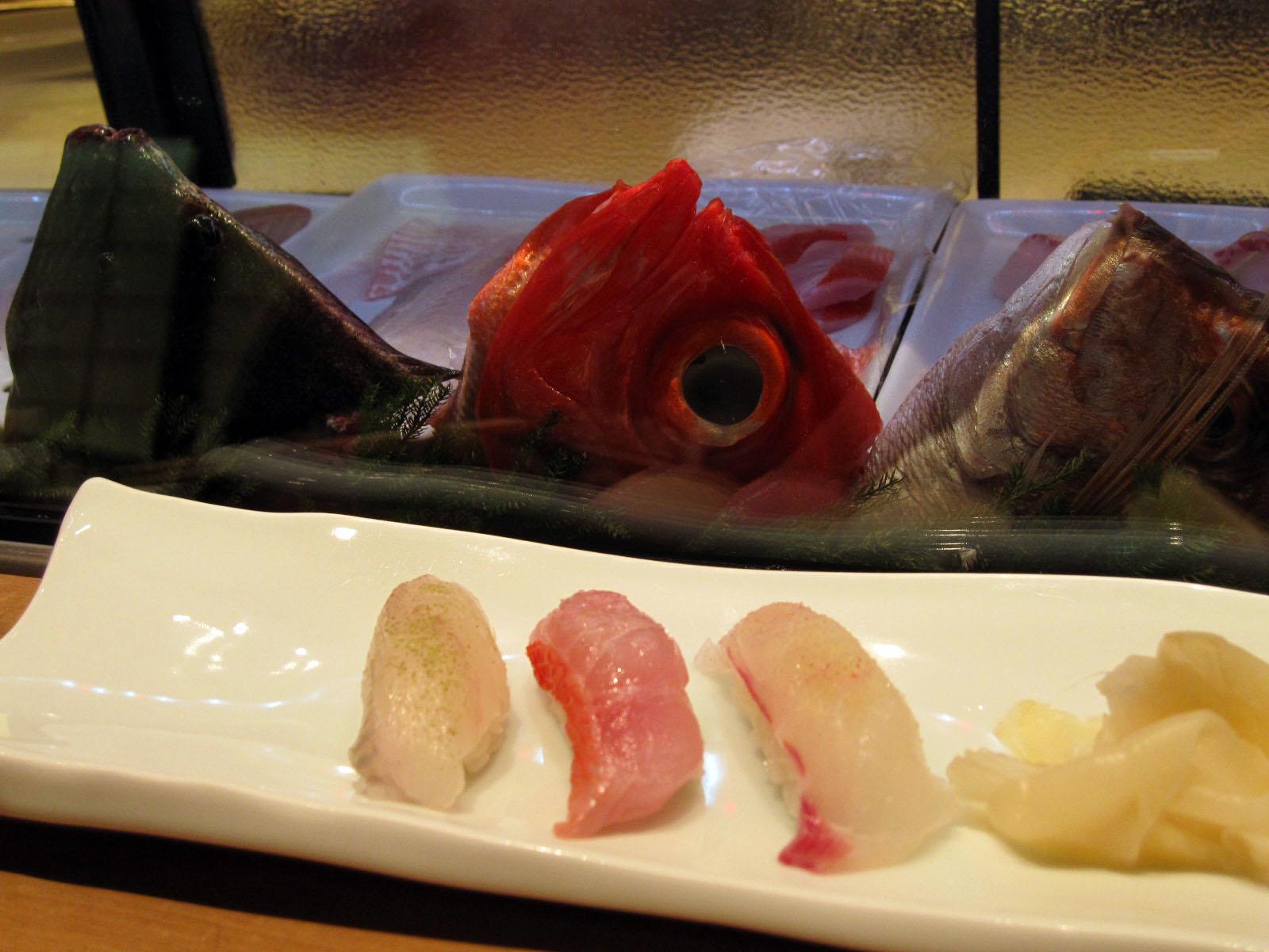 勇喜寿司 清水店