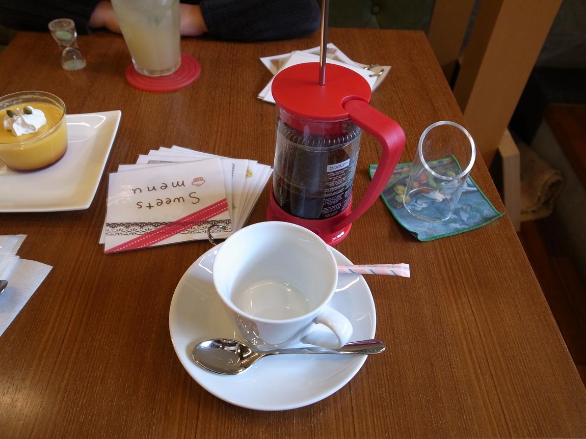 スジェール コーヒー