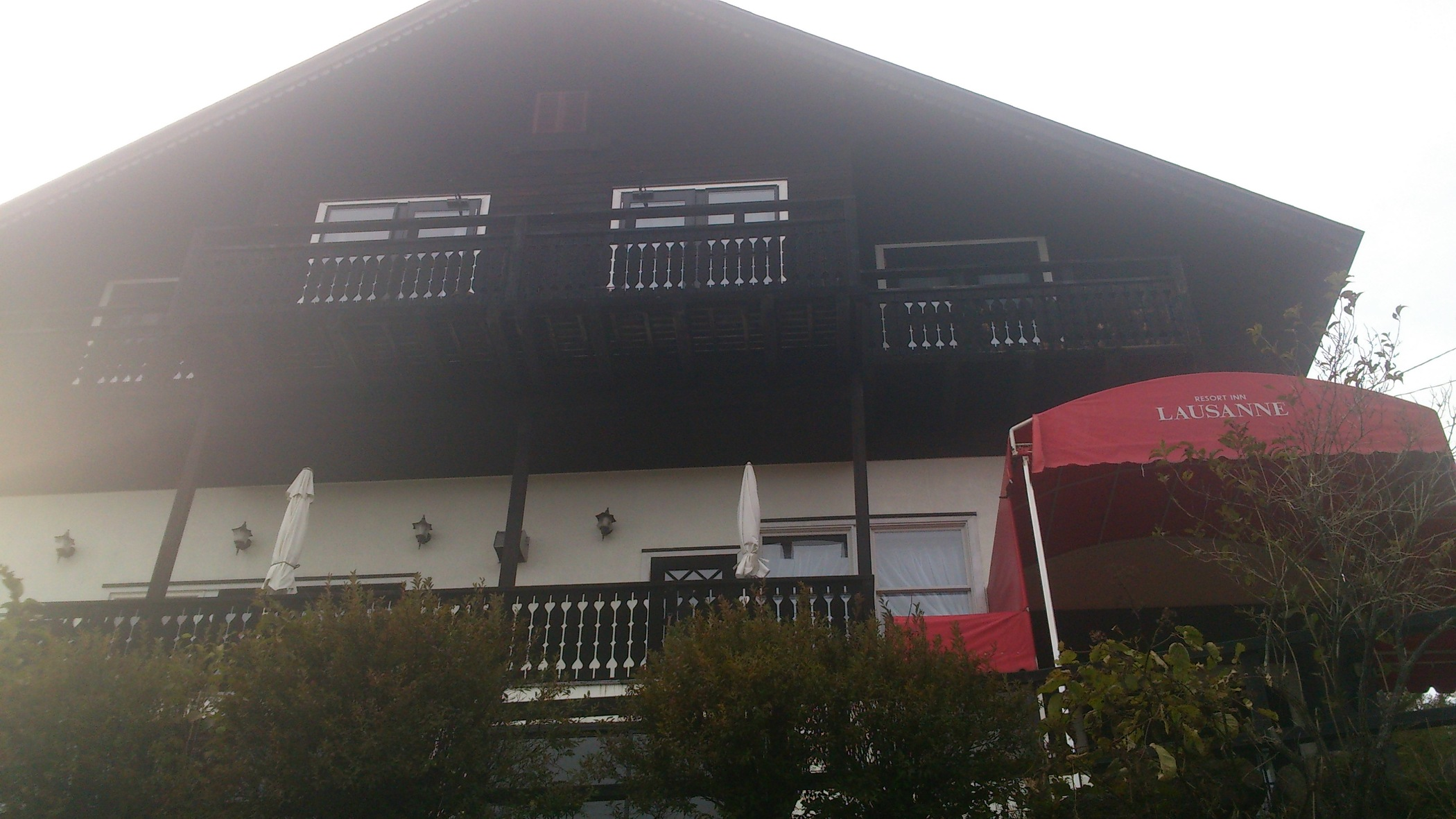 リゾートインローザンヌ