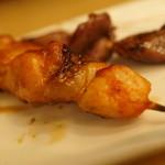 串鳥 - 鶏もも南蛮焼き