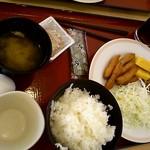 HOTEL AZ - 料理写真:●朝食バイキング:和食ふう(2013.09)●