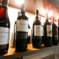 世界各国の厳選ワインを多数取り揃えております。詳しくはワインリストをご覧ください。