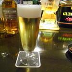 ショットバー ペコ - ドリンク写真:ギネスビール
