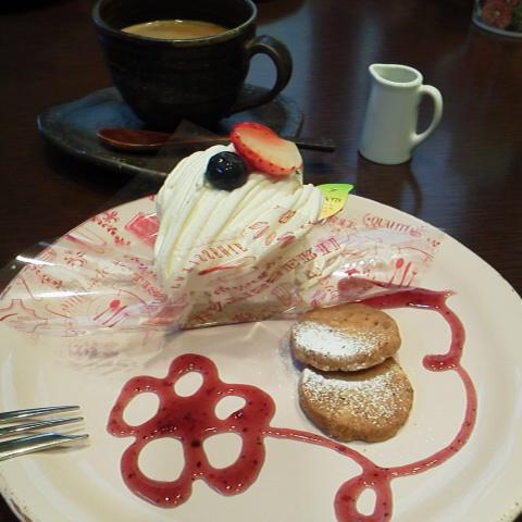 カフェ シェ ヨシコ
