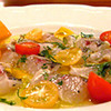 オステリア・コチネッラ - 料理写真:食材には旬のお魚や野菜をはじめ、珍しい品種のお肉などを使用。当店ならではの素材のダシが効いた料理をアラカルトでお楽しみ下さい。