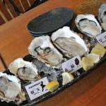 23146899 - 的矢、赤崎、室津の牡蠣
