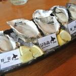 23146911 - 厚岸、昆布森、坂越の牡蠣