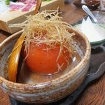旬彩和食 稀。 - おでん トマト