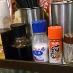 紅とん - 紅とん 日本橋本店 卓上調味料類