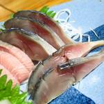 魚・肴・処 ひでまる - 〆サバ