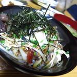 魚・肴・処 ひでまる - ひでまる賄い丼(常連客オススメ!)700円
