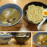 六厘舎 - つけ麺。六厘舎(六厘舎TOKYO 改め)食彩賓館撮影