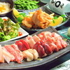 ぼんじり - 料理写真:新鮮鳥焼き